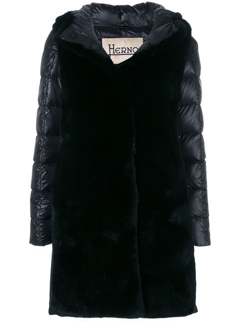 17AW 新作 HERNO(ヘルノ)manteau a manches ma コート ダウン