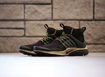 "[NIKE]AIR PRESTO MID UTILITY ""Velvet Brown"""