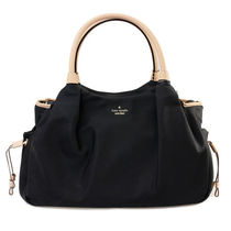 KATE SPADE  CLASSIC NYLON STEVIE BABY BAG PXRU6134 001