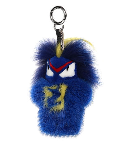 FENDI(フェンディ)FENDIRUMI BUGKUN FUR BAG CHARM(Sale)