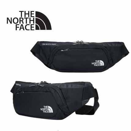 THE NORTH FACE~FLAT HIPSACK デイリーボディバッグ
