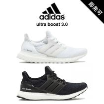 ★即発可 17SS adidas ultra boost 3.0 Triple White/Black 完売