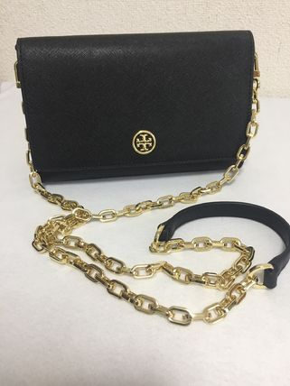 SALE ★国内即発送料込【Tory Burch 】Robinson Chain Wallet