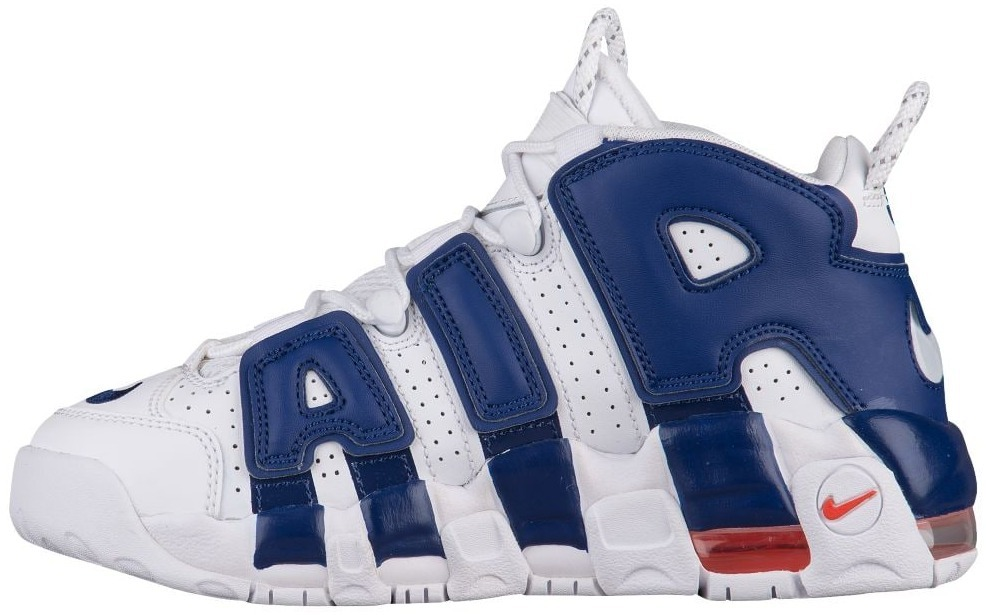 NIKE MORE UPTEMPO ( White/Deep Royal Blue ) レディースサイズ