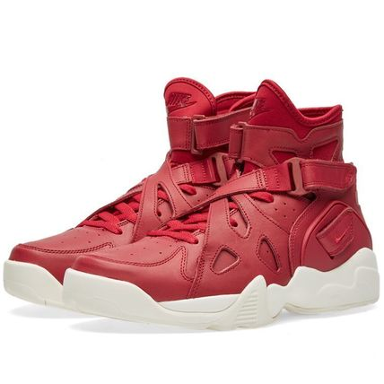 "[NIKE]AIR UNLIMITED ""Noble Red"""