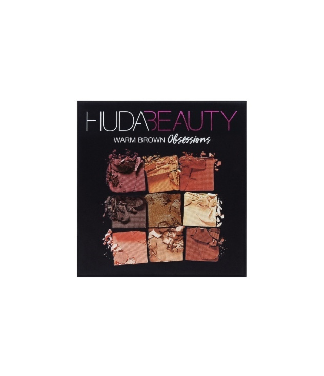 ★人気★HUDA BEAUTY Obsessions Eyeshadow Plette