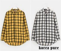 【8 X GD's PICK】Flannel Tartan Check Shirt  - 2color