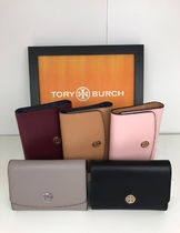 【即発3-5日着】TORY BURCH◆PARKER MEDIUM FLAP WALLET◆39939