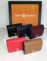 【即発3-5日着】TORY BURCH◆PARKER FOLDABLE MINI WALLET 36986