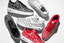 ☆入手困難☆完売間近☆Nike Air Force 1 07 'All Over Logo' QS