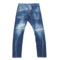 17AW Dsquared2 Kenny Twist メ-プルパッチ:IT46[RESALE]