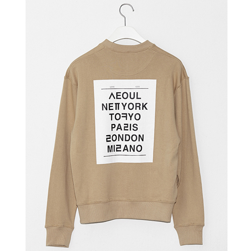 ★NOHANT★日本未入荷/LOVE CITY PARIS SWEATSHIRT