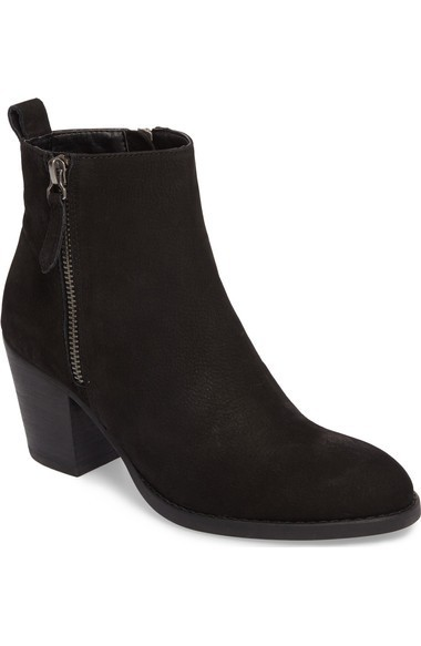 送料・関税込み Tony Bianco Lance Stacked Heel Bootie ヒール