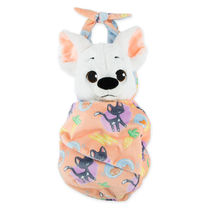 Bolt Plush with Blanket Pouch - Disney's Babies - Small