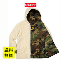 SALE★★Supreme Sherpa Reversible Work Parka /M-Lサイズ