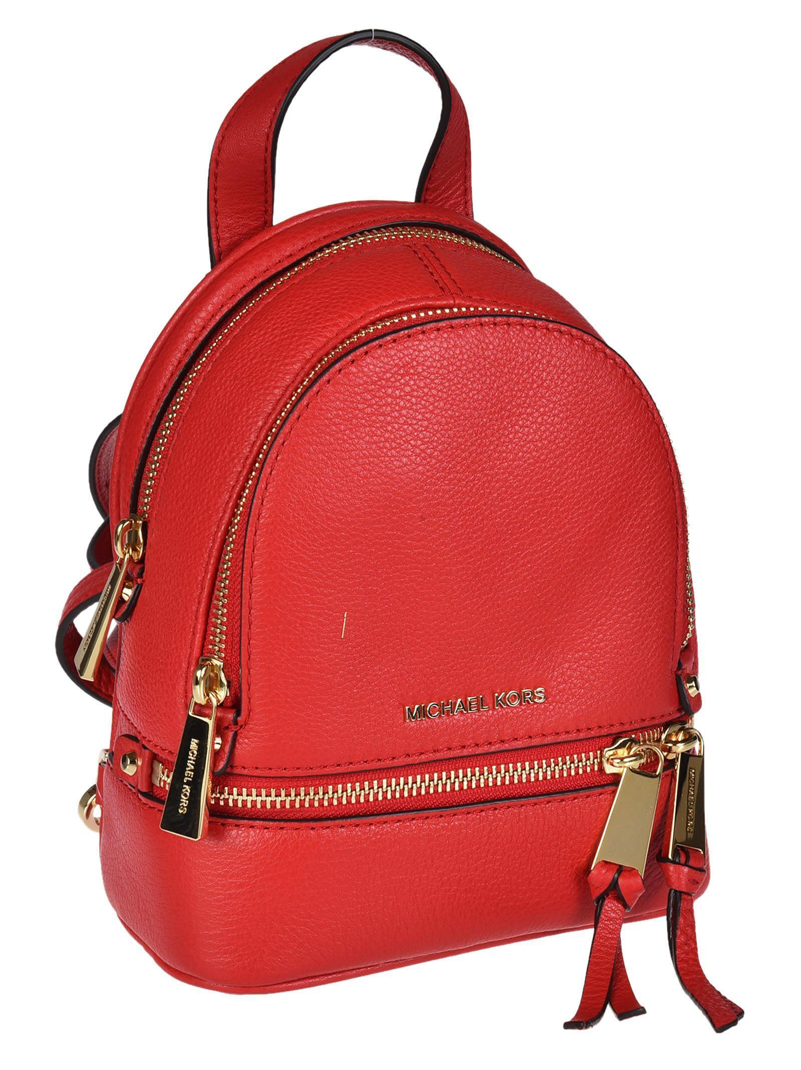 送料込 Michael Kors Rhea Extra-small Backpack リュック