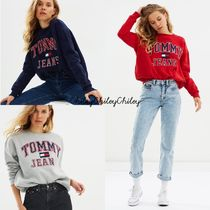 【Hilfiger Denim】90s Crew Neck Sweatshirt/スウェット