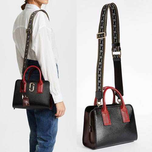 国内発送 Marc Jacobs Little Big Shot Satchel