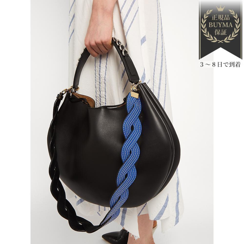 VIPSALE▼Twisted wave レザーbag strap