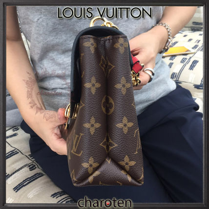 Louis Vuitton ショルダーバッグ・ポシェット 【関税補償・追跡付】エレ女スタイル♡最新チェーンバッグ(3)