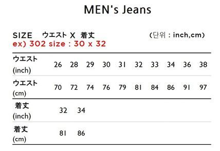 American Eagle Outfitters デニム・ジーパン [American Eagle Outfitters] Slim straght medium destroy(4)