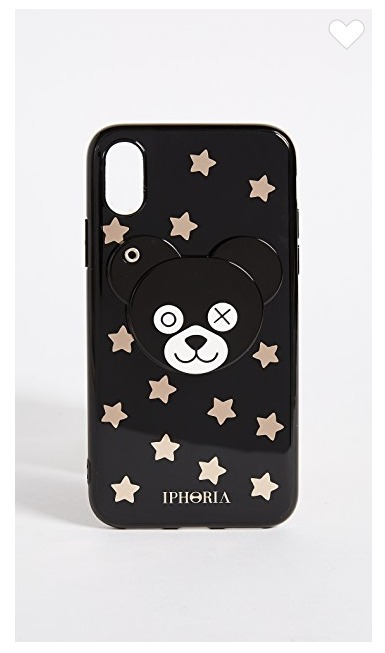 IPHORIA☆Teddy with Stars iPhoneXケース