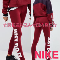 *NIKE*Just Do It ロゴ入りレギンス☆関税送料込み☆