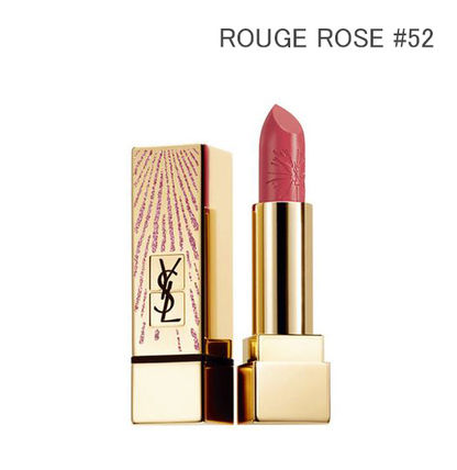 ★YSL★17ホリデー限定 ROUGE PUR COUTURE COLLECTOR #52 送料込