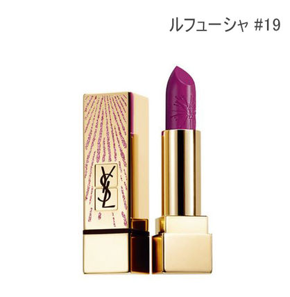 ★YSL★17ホリデー限定 ROUGE PUR COUTURE COLLECTOR #19 送料込