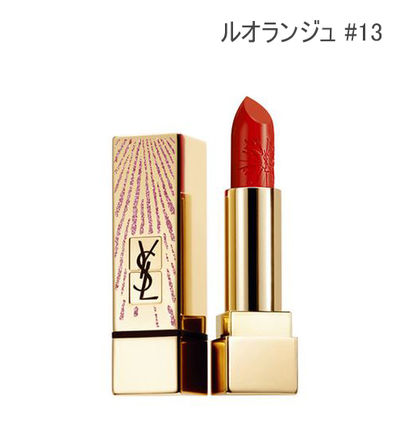 ★YSL★17ホリデー限定 ROUGE PUR COUTURE COLLECTOR #13 送料込