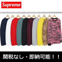 即納 国内発送 Supreme L/S Pocket Tee