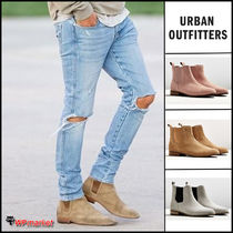 ★Urban Outfitters  Suede Chelsea ブーツ★【関税送料込】