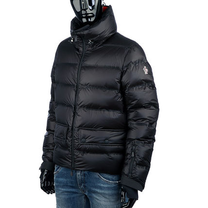 MONCLER 16AW BUISSES GRENOBLE ダウンジャケット_BLACK