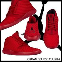 NIKE JORDAN ECLIPSE CHUKKA ( Gym Red )