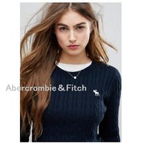 Abercrombie & Fitch クラシックニットセーター