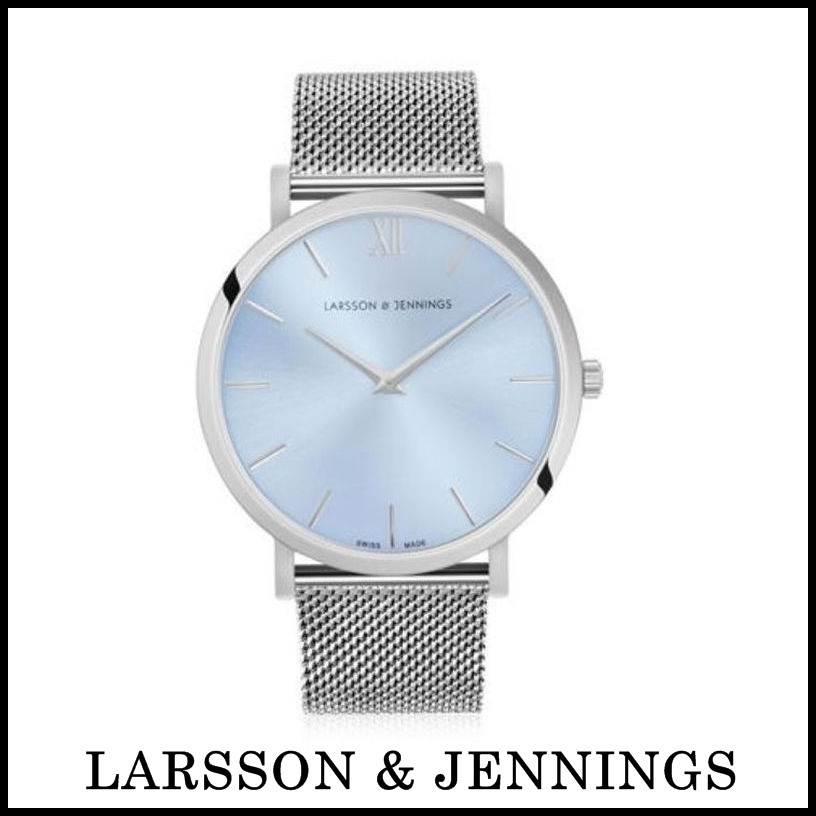 【関税/送料込】Larsson&Jennings LUGANO SOLARIS 40MM 国内発送