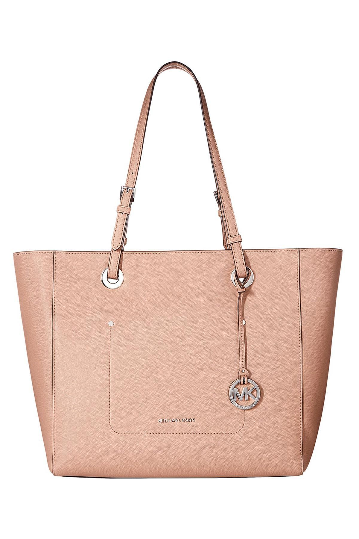 送料込 Michael Kors Fawn Walsh Shopping Bag バッグ
