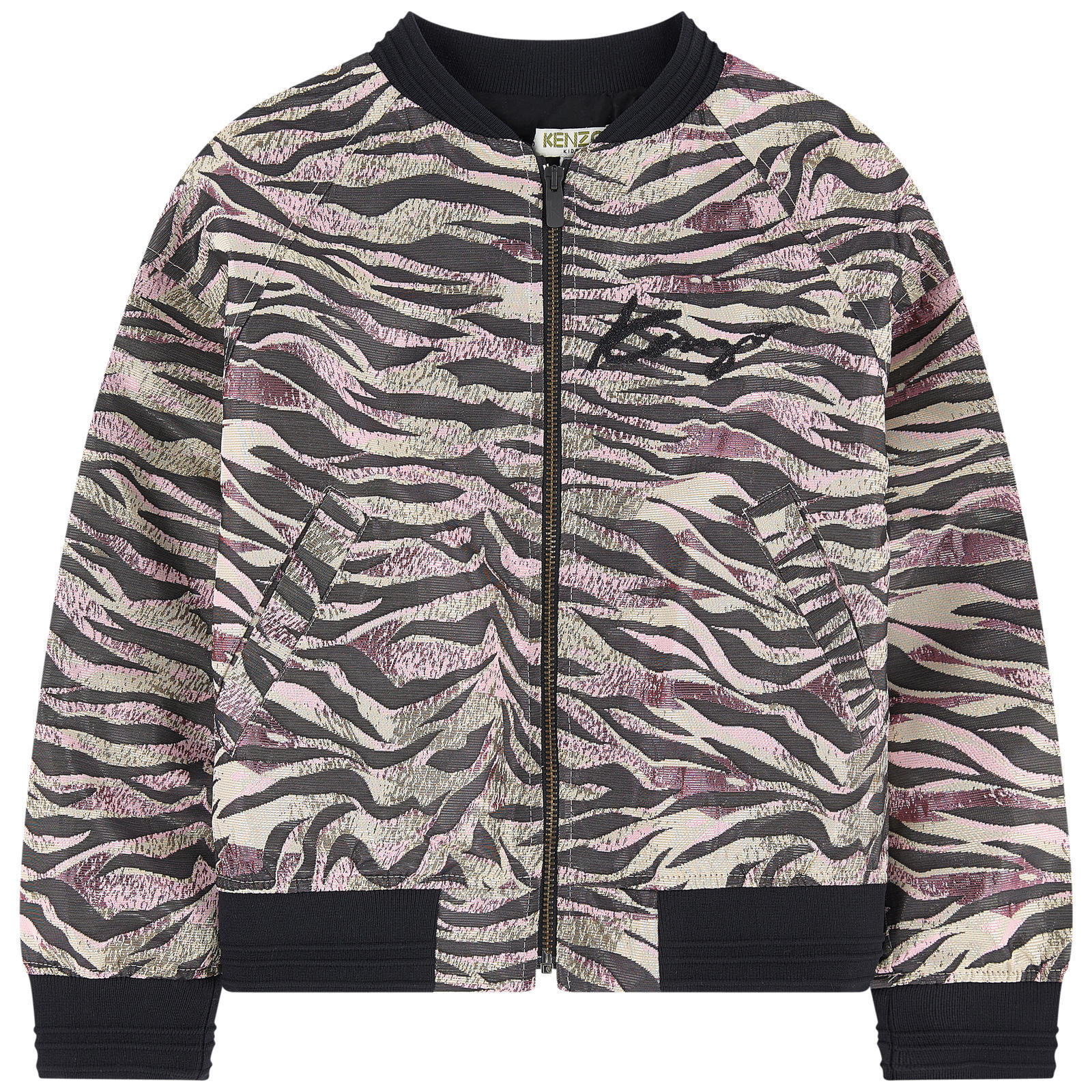 KENZO パリ発★ラメ・Tiger bomber jacket ・2017AW
