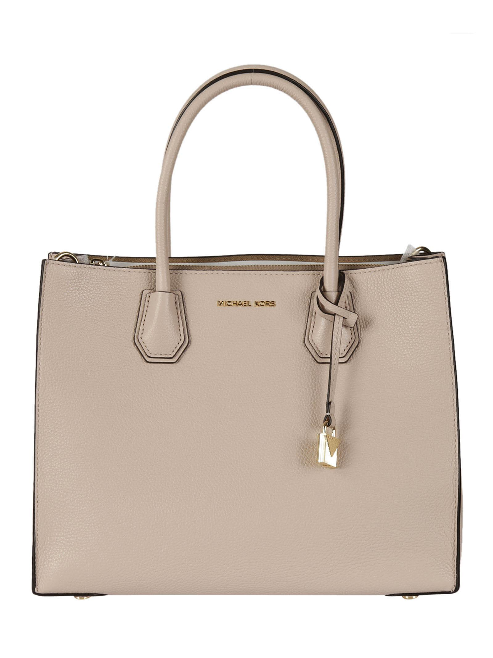 送料込 Michael Kors Medium Mercer Tote バッグ