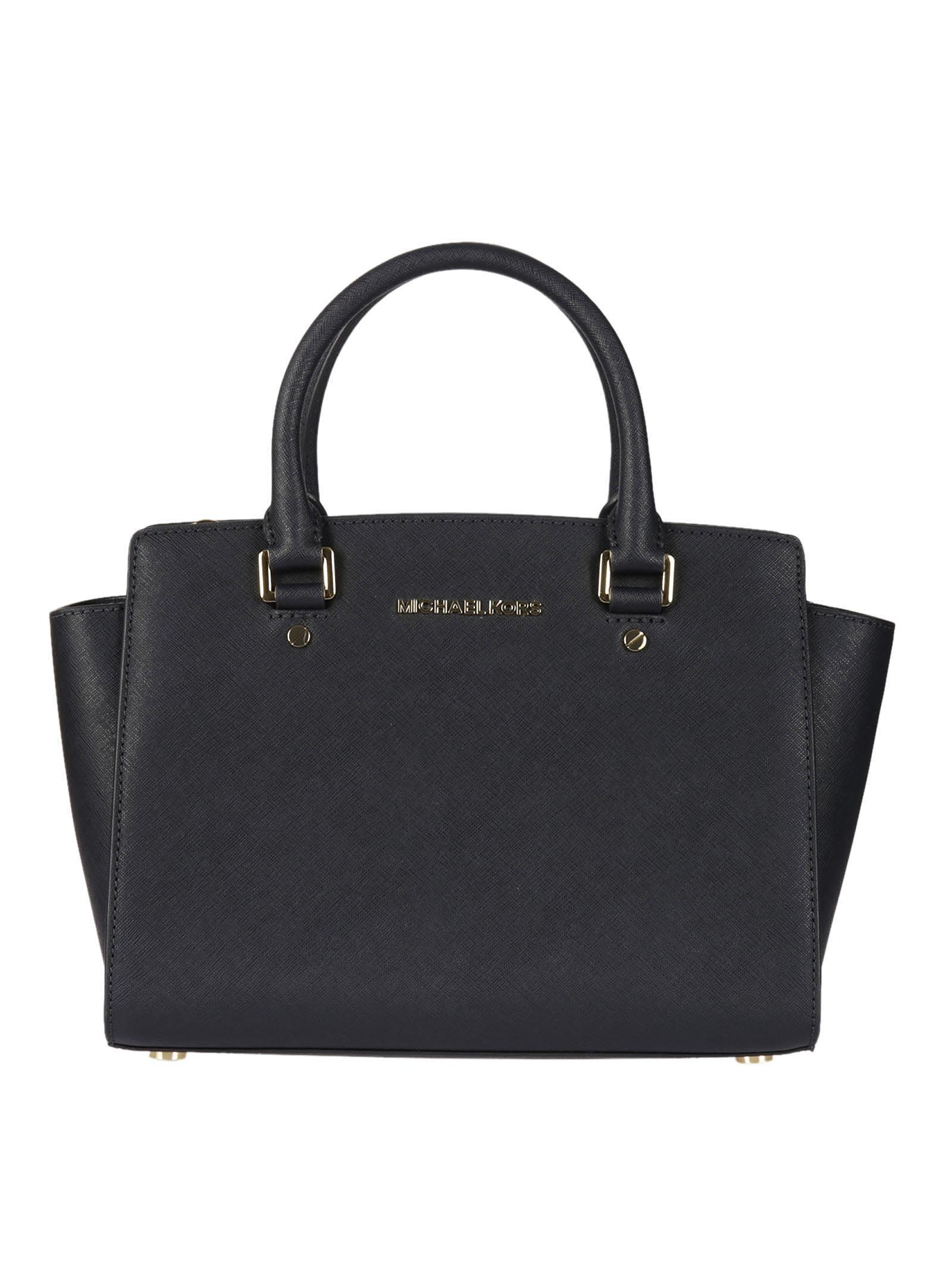 送料込 Michael Kors Medium Selma Tote バッグ