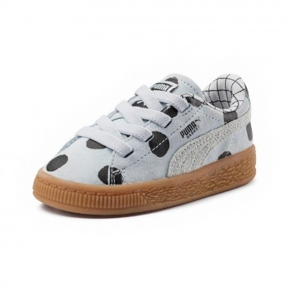 PUMA KIDS ★ X TC BASKET NUBU INF