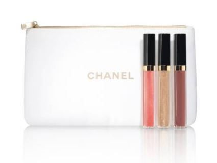 Chanel☆NUDE MOOD ROUGE COCO GLOSS MOISTURIZING GLOSSIMER