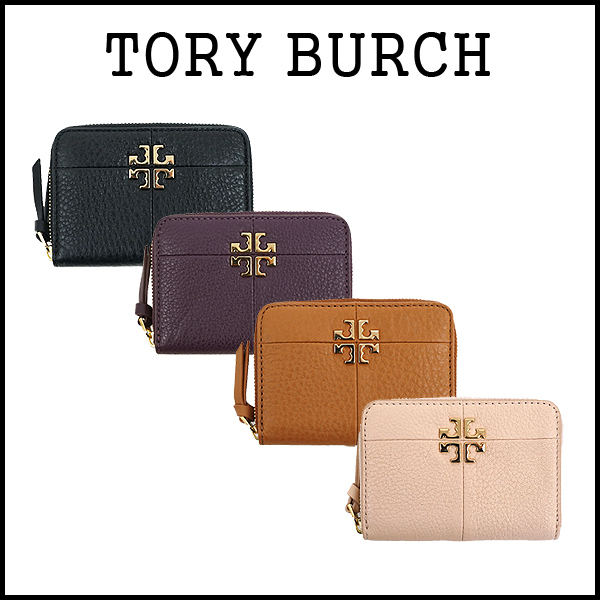 【即発3-5日着】TORY BURCH★IVY ZIP COIN CASE★44733