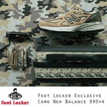 Foot Locker X New Balance 990v4 Camo 米フットロッカーコラボ