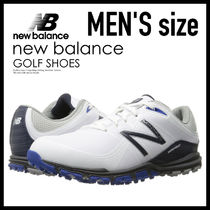 New Balance(ニューバランス) メンズ・シューズ 即納★NEW BALANCE NBG1005 MINIMUS GOLF★NBG1005 WHITE/BLUE