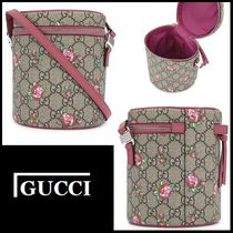 【関税送料込】大人もOK◆GUCCI◆GG Supreme◆cross-body bag