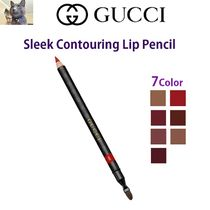 日本未入荷【GUCCI】Sleek Contouring Lip Pencil 7色