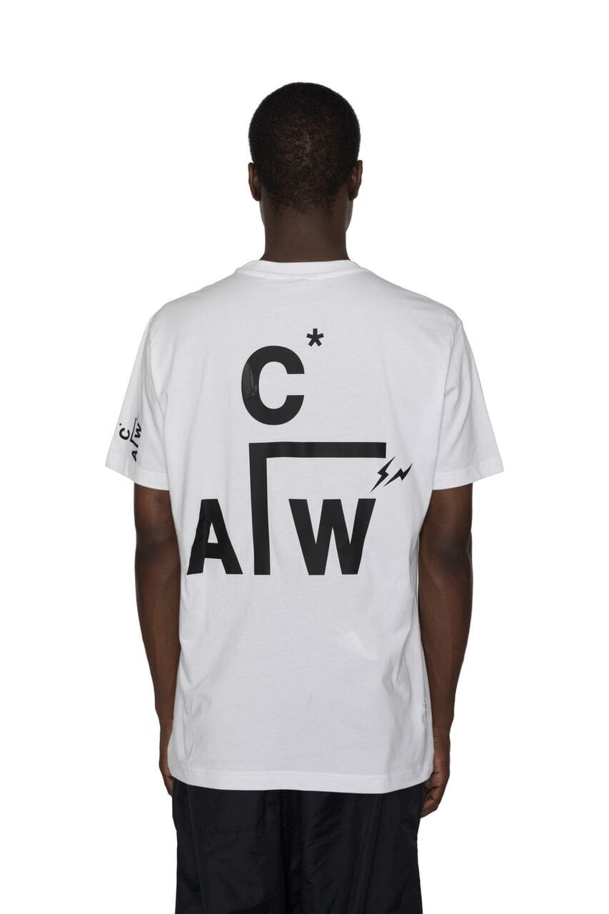 限定モデル「A-COLD-WALL×FRAGMENT」ICONOGRAPHY T-SHIRT 1