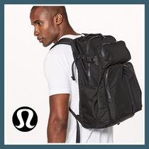 [lululemon]◆たっぷり収納Assert Backpack(black)