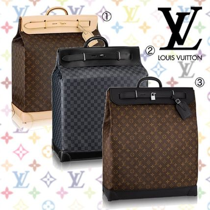 17AW *Louis Vuitton* スティーマー・バッグ バックパック3色